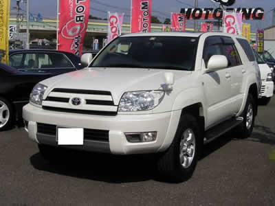 new autocars news  toyota hilux surf 2009
