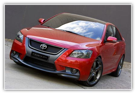 Toyota Aurion Toyota Auto Cars