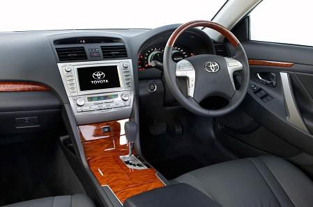 Toyota Trd Aurion Toyota Auto Cars