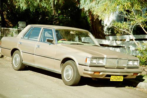 136 Toyota Crown Pictures